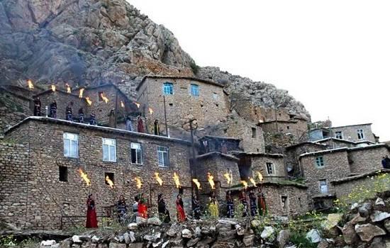 تصاویر روستای پالنگان۴