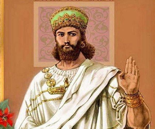 ذوالقرنین در کتاب عهد عتیق