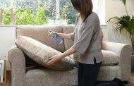 تمیز کردن مبل پارچه ای با جوش شیرین