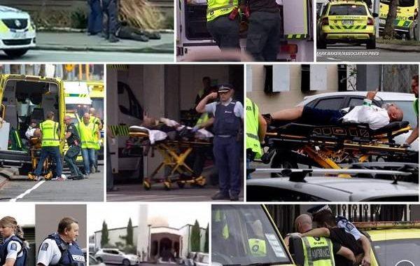 جزئیات حمله تروریستی نیوزلند امروز