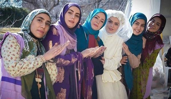 شیدا یوسفی در سریال نون خ