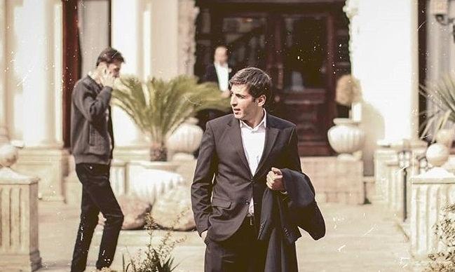 عکس بازیگران سریال بر سر دوراهی،حمید گودرزی