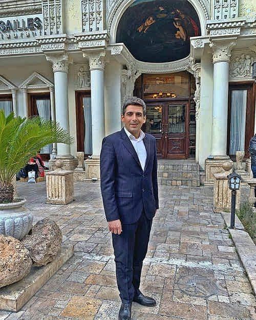 عکس بازیگران سریال بر سر دوراهی۱۴