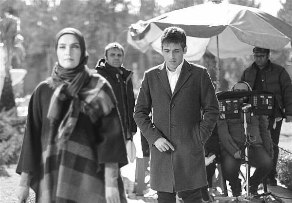عکس بازیگران سریال بر سر دوراهی۱۵