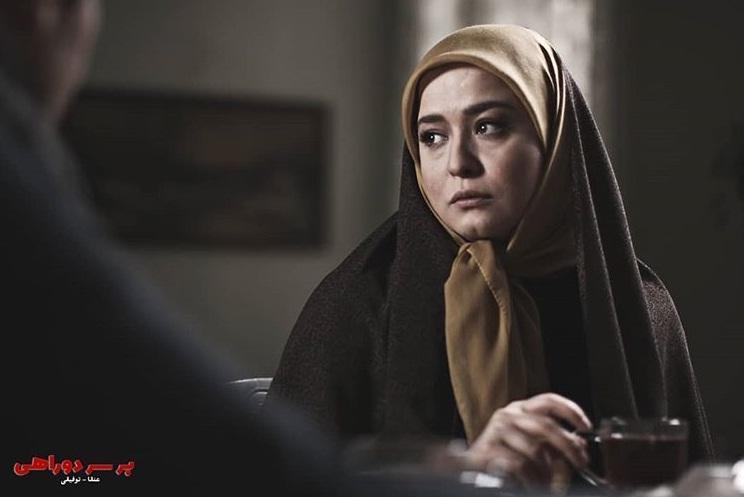 عکس بازیگران سریال بر سر دوراهی۲