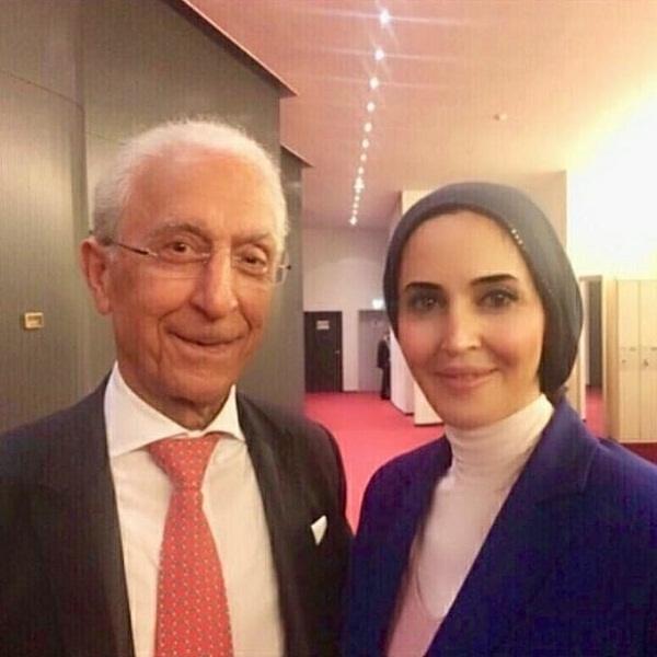 عکس های دکتر سهیلا سامی