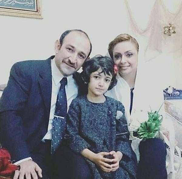 عکس مراسم عقد مهشید ناصری و همسرش هدایت هاشمی