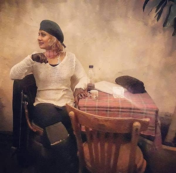 عکس های زهره ساداتی بازیگر