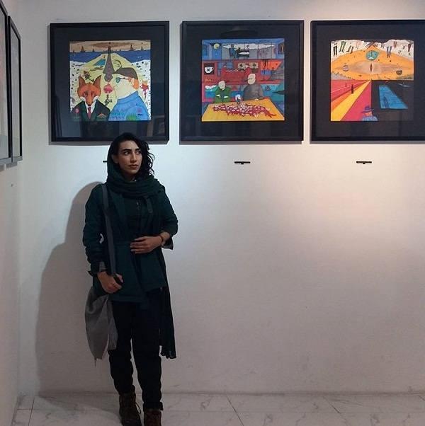 عکس های صبا ایزدپناه بازیگر