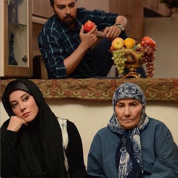 عکس های فریده سپاه منصور بازیگر