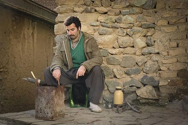عکس های پاشا جمالی بازیگر نقش مهیار خواستگار روژان در نون خ