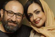 هدایت هاشمی و همسرش مهشید ناصری