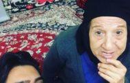 فیلم ایمان قیاسی مجری؛ در کنار مادربزرگش