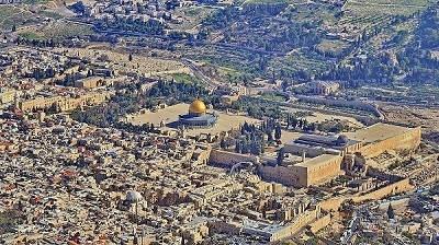مسجد الاقصیکجاست؟