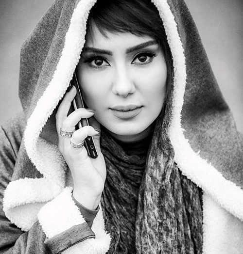 عکس شیدا یوسفی بازیگر