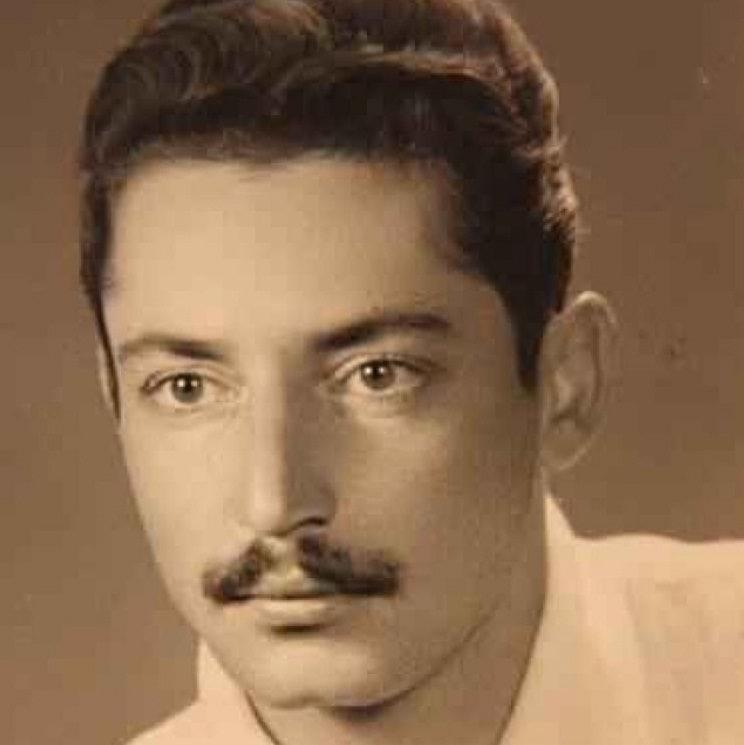 عکس جوانی مرحوم استاد جمشید مشایخی