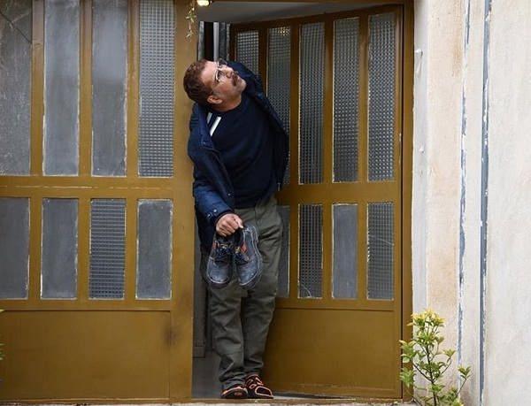 محمد نادری از بازیگران سریال دنگ و فنگ روزگار