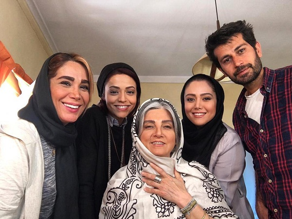 بازیگران سریال دلدار شبکه دو