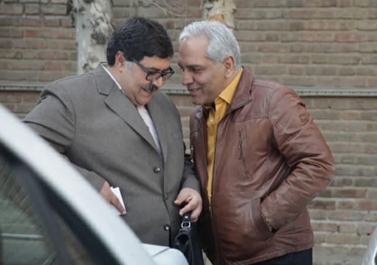 بازیگران سریال هیولا مهران مدیری
