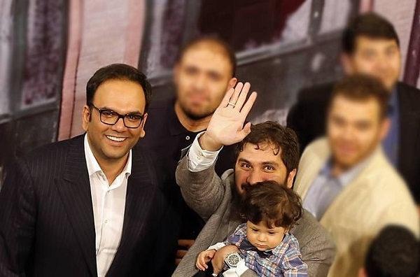 سید محمد هادی و فرزندش حسین