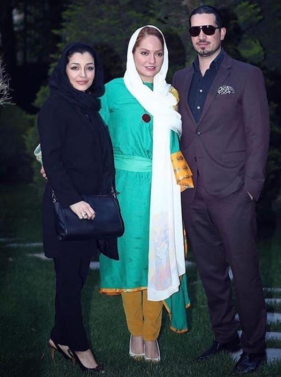 عکسهای یاسین رامین همسر مهناز افشار