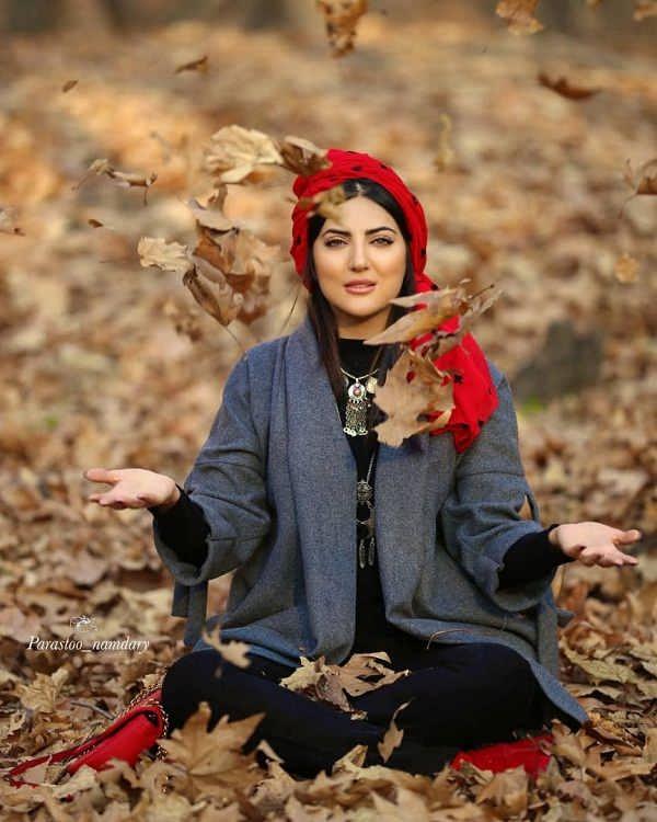 عکس هلیا امامی بازیگر