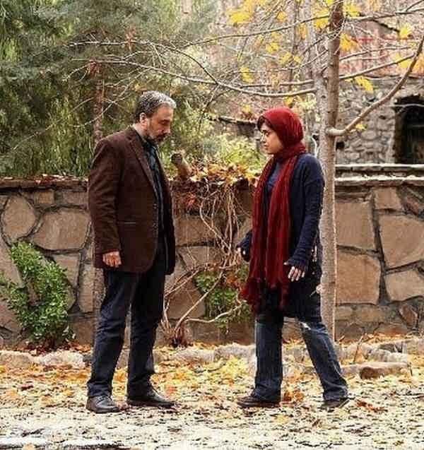 عکس هنگامه حمیدزاده در فیلم سینمایی آبنبات چوبی
