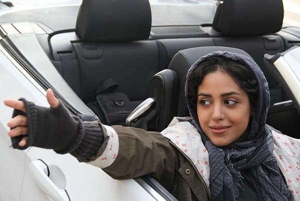 عکس هنگامه حمیدزاده در فیلم سینمایی متولد 65