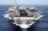 ناوهای امریکا در خلیج فارس