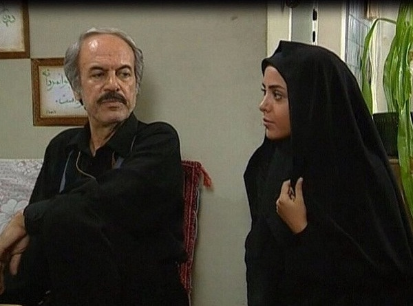 عکس هنگامه حمیدزاده بازیگر نقش فرزانه در بزنگاه