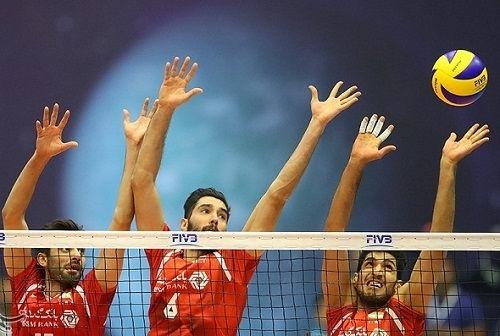 ارتفاع تور والیبال چند متر است؟