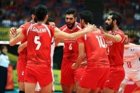لیست تیم ملی والیبال ایران ۲۰۱۹