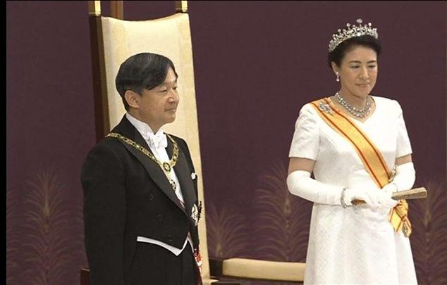 امپراطور جدید ژاپن