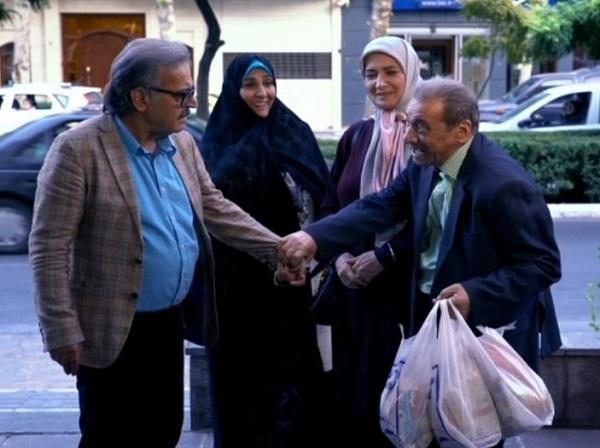 اسامی بازیگران مجموعه شب عید