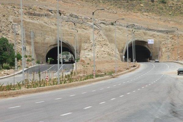 بزرگراه و تونلهای کوهسار