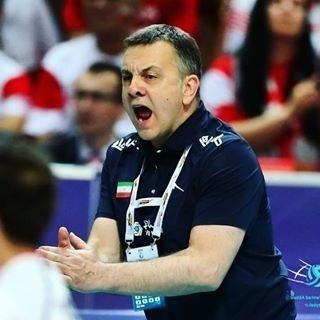 مربی تیم ملی والیبال ایران کیست؟