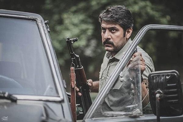 سامرند معروفی بازیگر نقش محمود در سریال خانواده دکتر ماهان