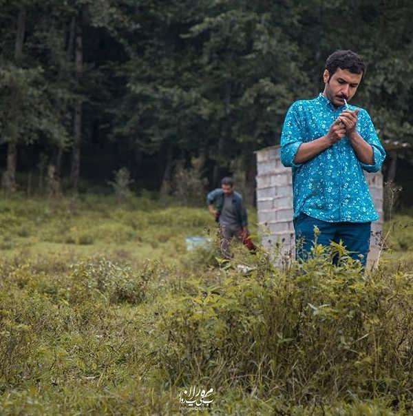 سعید ترکمان بازیگر نقش میثم در سریال خانواده دکتر ماهان
