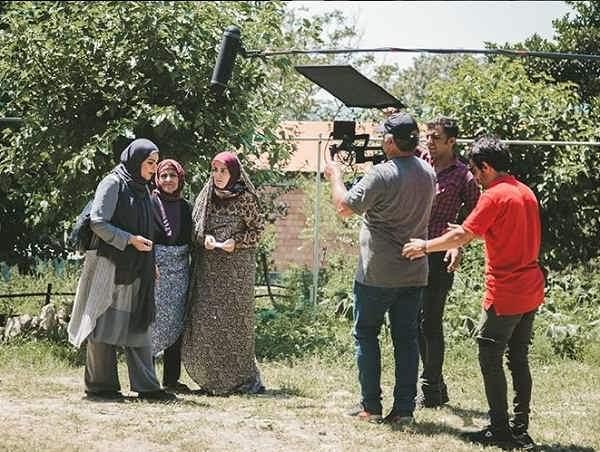 عکس بازیگران سریال خانواده دکتر ماهان