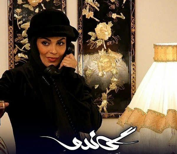 عکس بازیگران سریال گاندو، سارا خوئینی ها