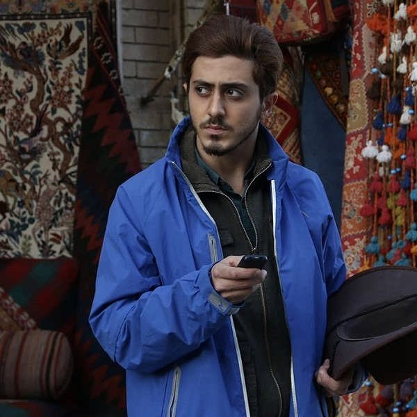 عکس بازیگران سریال گاندو، علی افشار
