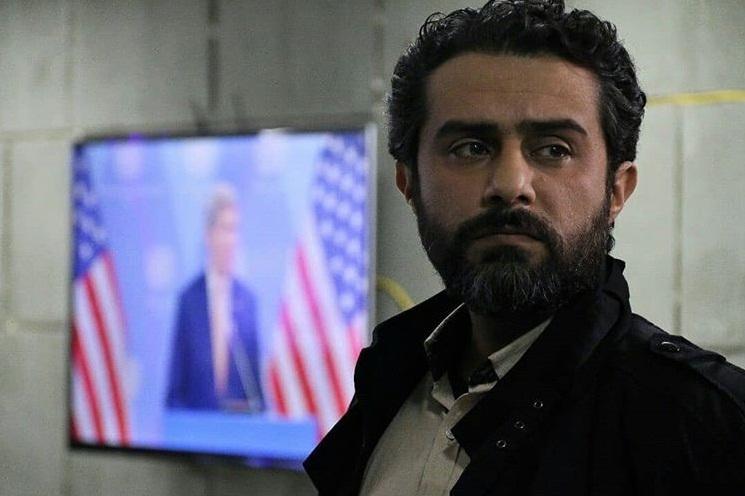 عکس بازیگران سریال گاندو، وحید رهبانی