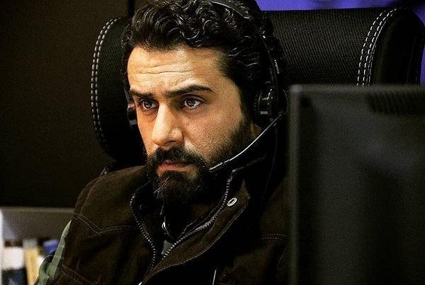 عکس وحید رهبانی بازیگر نقش محمد در سریال گاندو