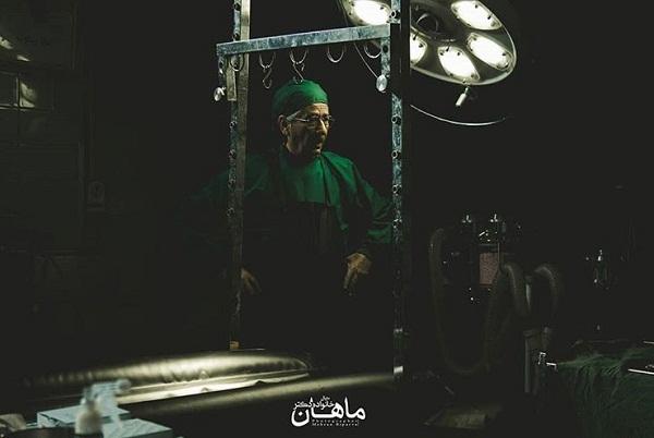 عکس بهرام شاه محمدلو بازیگر سریال خانواده دکتر ماهان