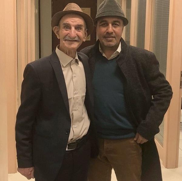 عکس رضا عطاران و احمدپورمخبر