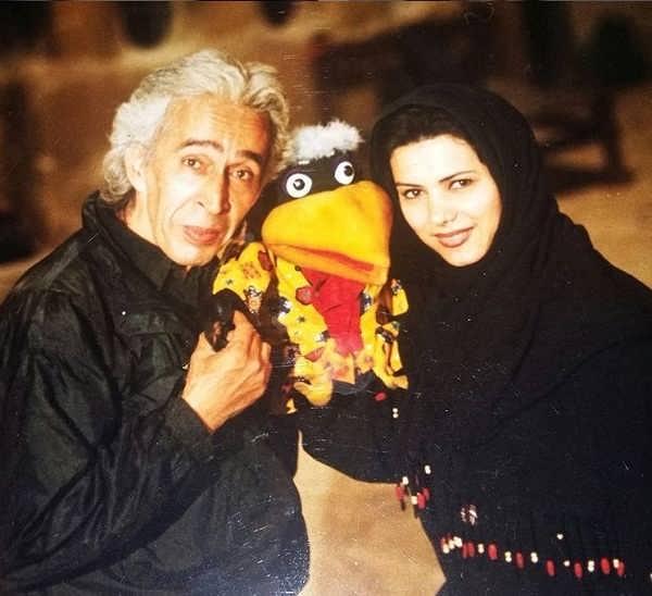 عکس شراره درشتی و همسرش رضا ژیان