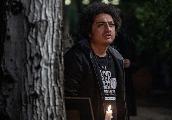 عکس عرفان ابراهیمی بازیگر نقش امیر در سریال گاندو در فیلم سینمایی کلمبوس
