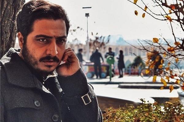 عکس عرفان ابراهیمی در سریال گاندو