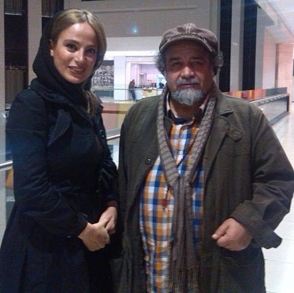 عکس فرشته آلوسی و محمدرضا شریفیان