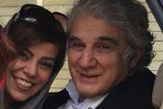 مهنوش صادقی و مهدی هاشمی